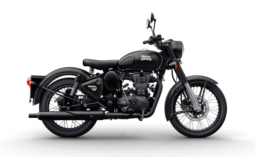 The Classic 350 is the first Royal Enfield to meet India's new emissions regs. Photo: Royal Enfield
