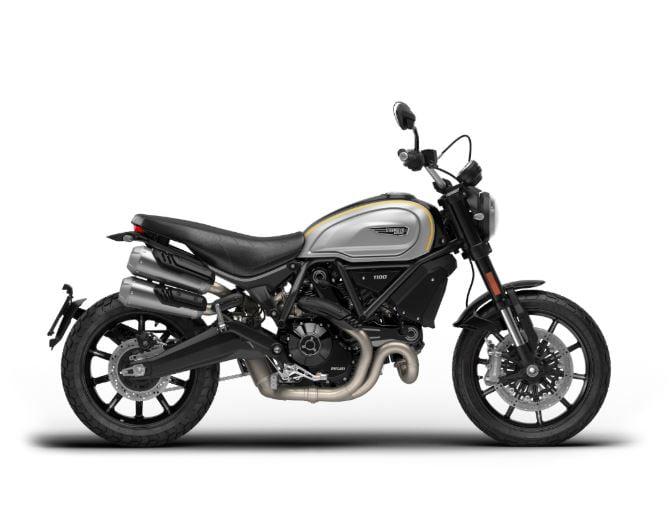 Ducati Scrambler Pro