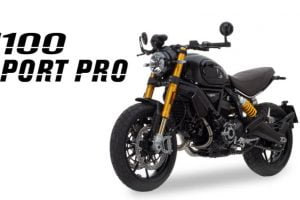 Scrambler 1100 Sport Pro