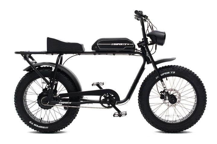 A funky-looking take on the e-bike formula. Photo: Super73