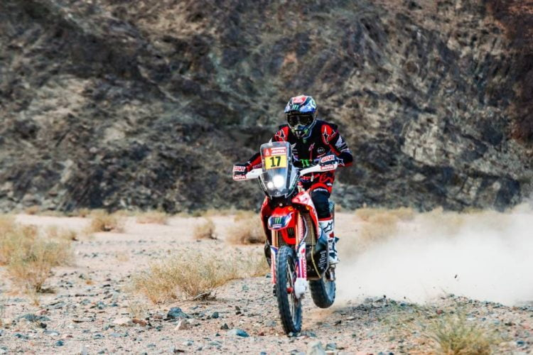 Dakar 2020 Stage 4: A Good Day for Honda