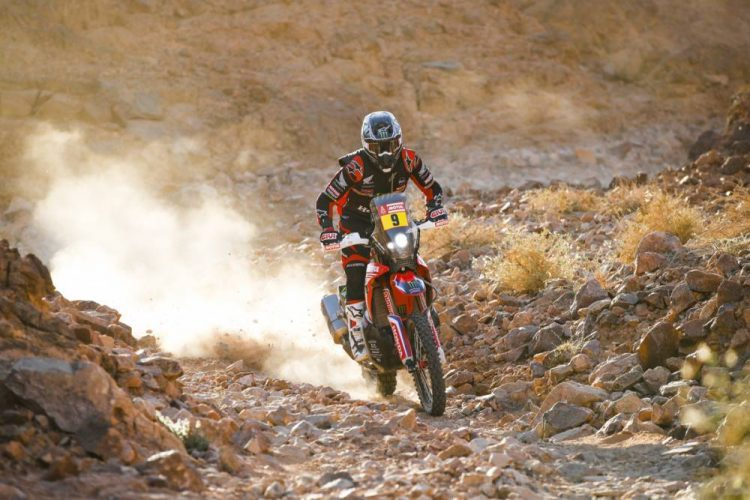 Dakar 2020: Stage 2 Thrills and Spills on the Way to Neom ADV Rider
