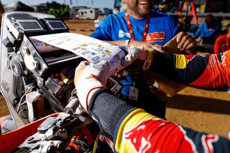 Dakar 2020 Stage 3: Brabec Wins Stage, Beveren Out ADV Rider