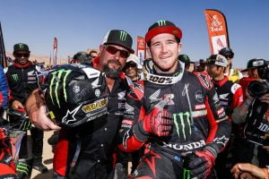 Dakar 2020: Brabec Claims Historic Victory for the US and Honda