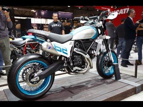 Ducati SCR