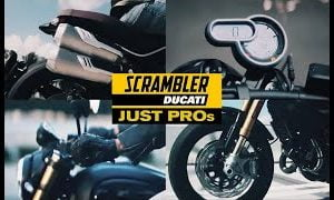 Videos promise release of Scrambler 1100 Pro—but are they legit?