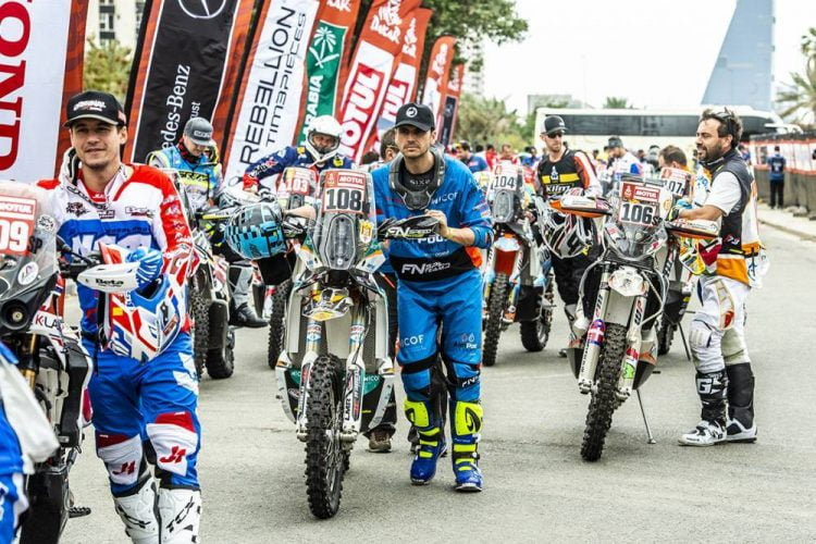 Dakar 2020: Stage 1 Full of Surprises and Tricky Navigation ADV Rider