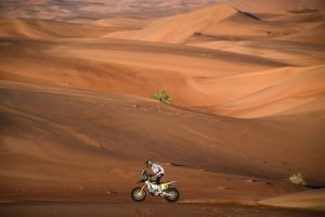 Dakar 2020 Stage 11: Quintanilla Wins the Stage ADV Rider