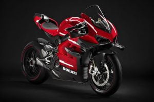 Ducati Super leggera v4