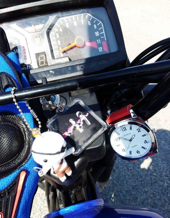 How Did You Start Riding? A Chinese Bike vs Peru