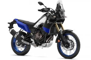 Rumours of a new Tenere 700 Rally are still around. Photo: Yamaha
