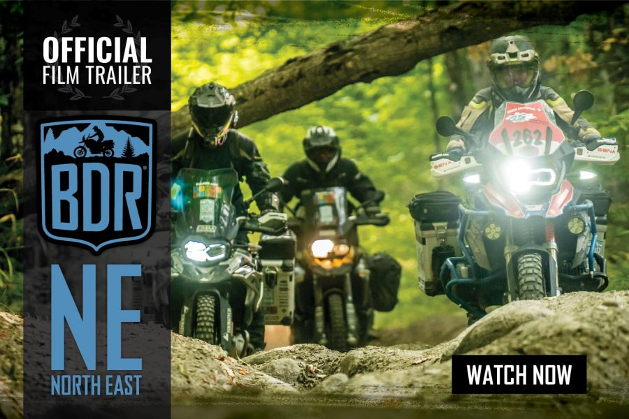 North East Backcountry Discovery Route is now available for download
