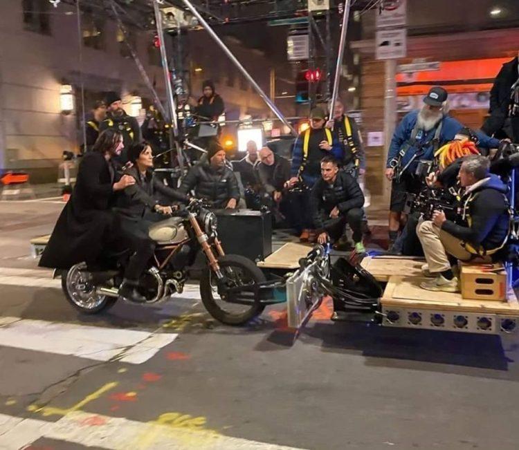 Ducati Matrix Scrambler Pro