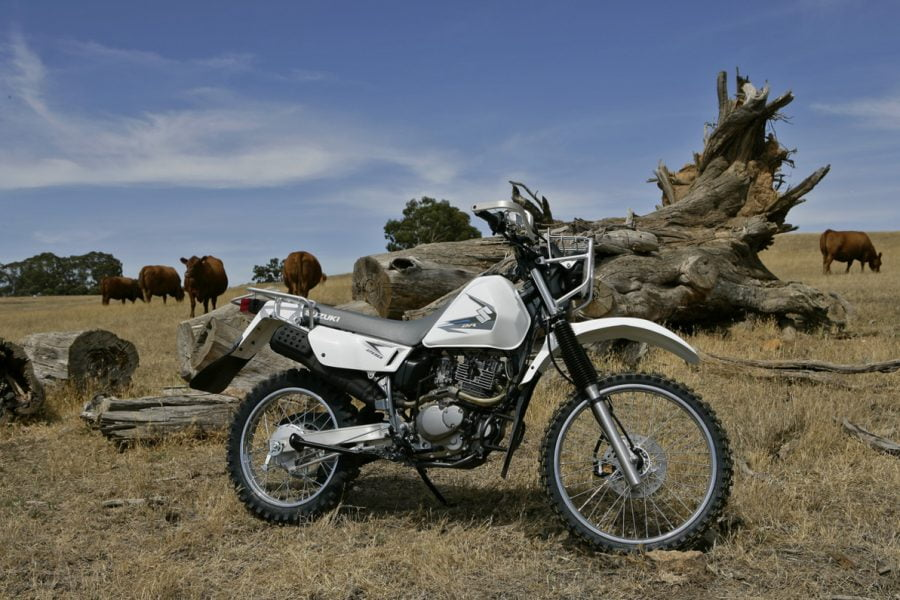 Too bad we are not able to buy these utilitarian bits in other markets. Photo: Suzuki