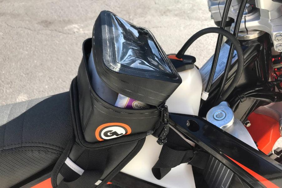 Giant Loop updates the Buckin' Roll tankbag