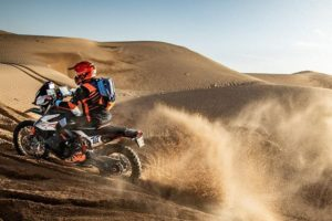 KTM Ultimate Rally