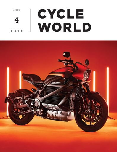 Bonnier Puts Cycle World and Motorcyclist Up For Sale?