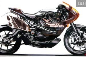 H-D Sportbike Render