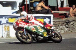 Mike Hailwood Ducati
