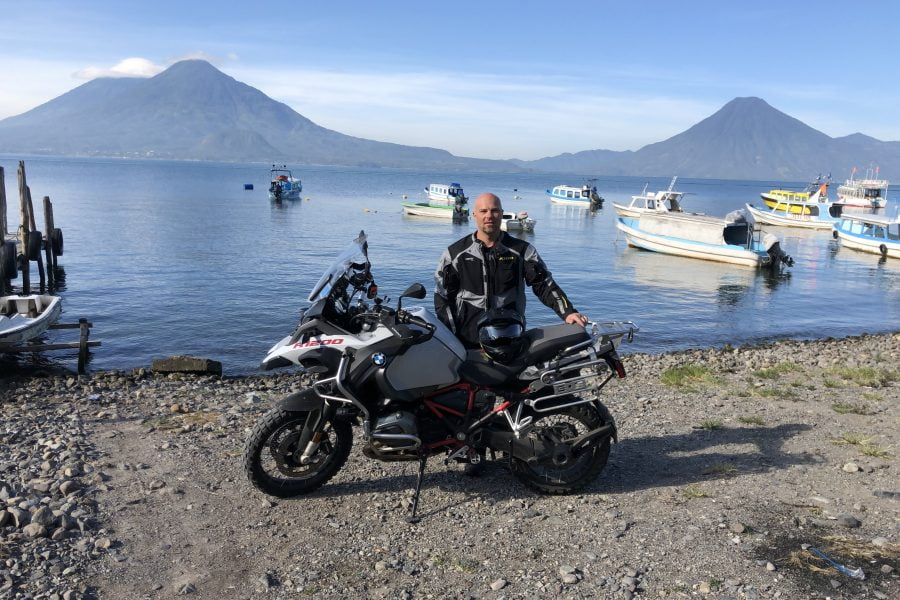 Awesome Humans: Riding Round the World in Installments? ADV Rider