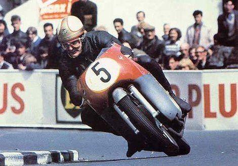 Mike Hailwood MV Agusta
