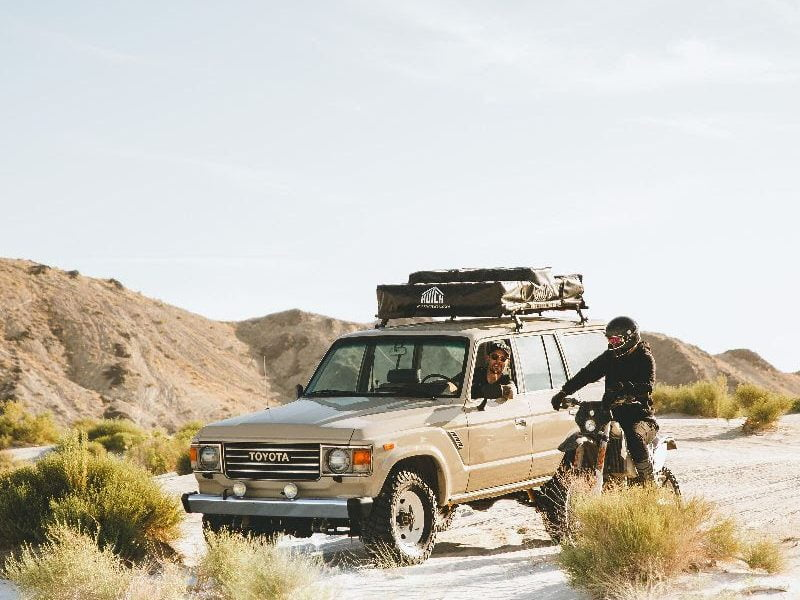 Overland Expo is giving back through a new foundation. Photo: Overland Expo