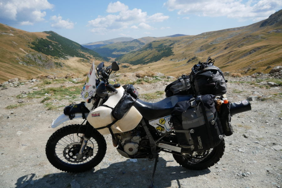 What Is A Mid-Size Dual Sport