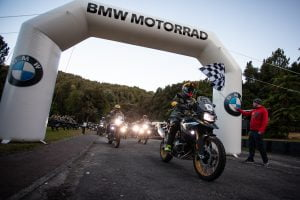 BMW GS Trophy 2020: Intro and Day One Results