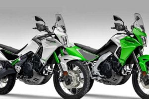 Kawasaki KLX700: Renderings and Rumors