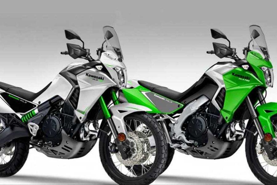 Kawasaki KLX700: Renderings and Rumors