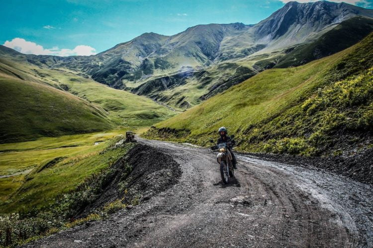 Odd One Out: Dealing With a Grump on a Group Ride ADV Rider