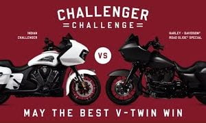 "Indian To H-D: ""May The Best V-Twin Win"""