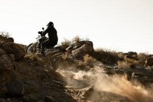 Four days in Morocco testing the new Triumph 900 Tiger. Hard.