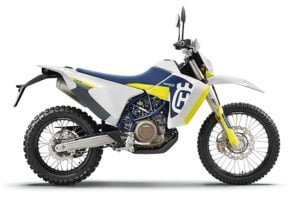 Husqvarna Motorcycles' 701 Enduro LR Hits Dealer Floors