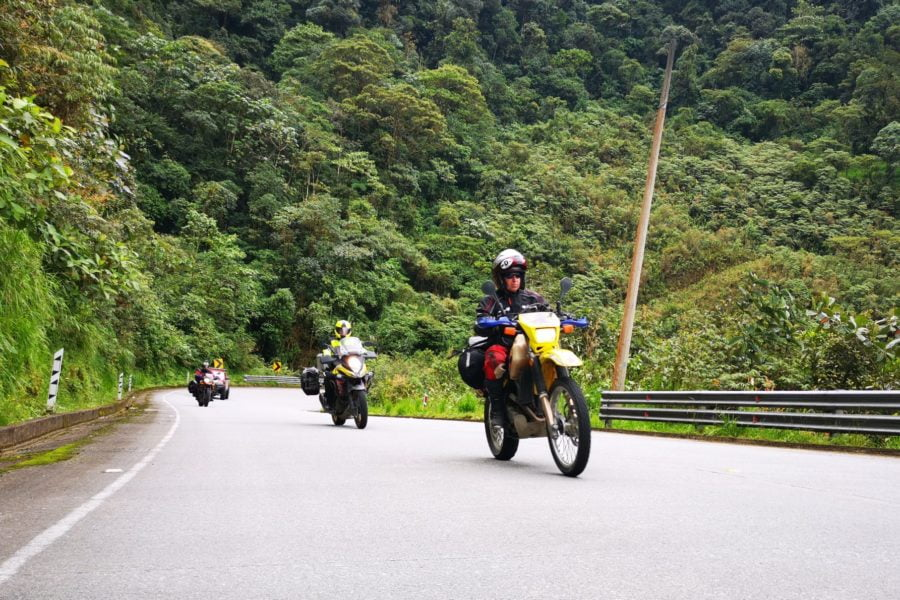 Is the COVID-19 Crisis Affecting the Motorcycle Tour Industry? ADV Rider