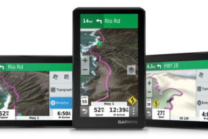 The new Garmin Zumo XT. Photo: Garmin