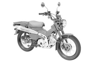 This appears to be a production-ready CT125 design. Photo: Motorcycle.com