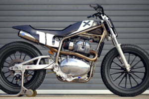 Johnny Lewis, Royal Enfield team up for American Flat Track