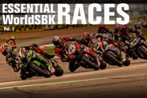 World Superbike and MotoGP are both offering free video access to some of their past races. Photo: World Superbike