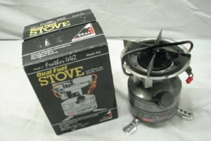These stoves can take a beating. Photo: eBay