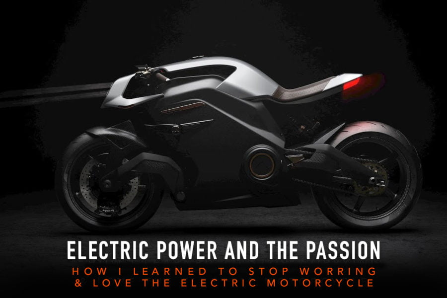 Electric Power and the Passion