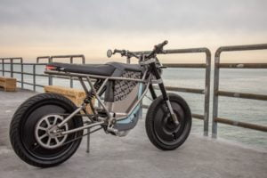 New Cleveland Cyclewerks Falcon Electric Motorcycle