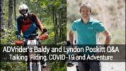 Baldy and Lyndon Poskitt Live Streamed Q&A