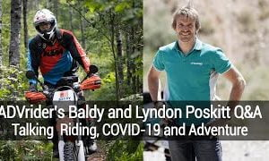 Baldy and Lyndon Poskitt Live Streamed Q&A