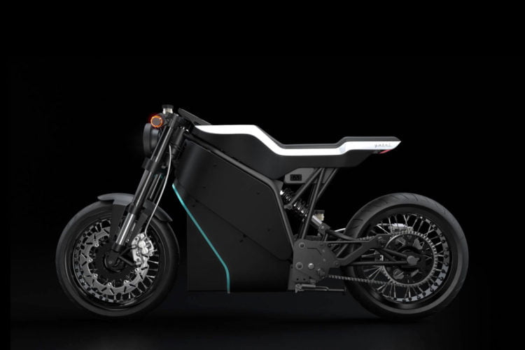 Yatari Project Zero - Electric Motorcycle startup from Nepal.