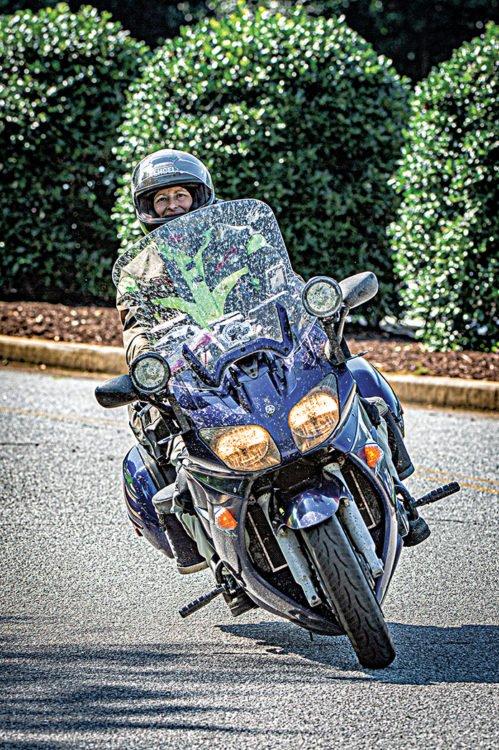 Riding Wendy Crockett