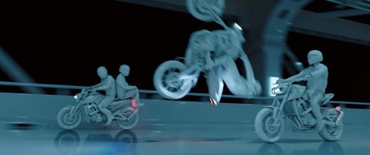 John Wick 3 CGI