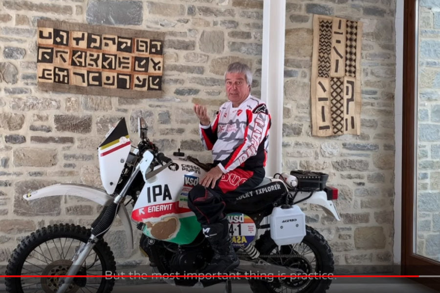 Beppe Gualini's got some tips for you below. Photo: YouTube