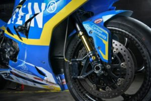Bilstein is moving into the motorcycle world. Photo: Bilstein
