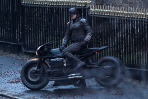 Batman Batcycle